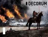 Decorum #3 CVR B Huddleston