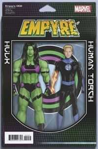 Empyre #2 Variant Christopher 2-pack Action Figure