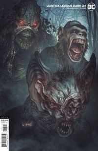 Justice League Dark #24 CVR B Giang