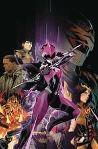 Power Rangers Ranger Slayer #1 CVR A