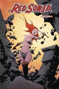 Red Sonja #17 CVR A Lee