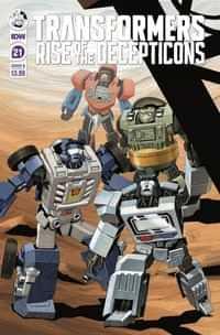 Transformers #21 CVR B Su