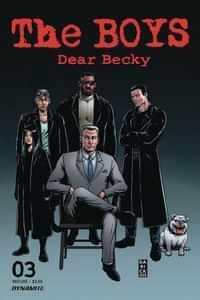 Boys Dear Becky #3