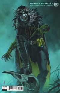 Dark Nights Death Metal #3 CVR C Opena
