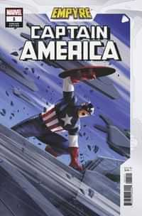 Empyre Captain America #1 Variant Epting
