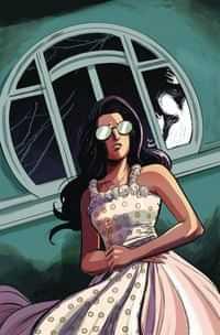 Ghosted In La #11 CVR B Grace Var