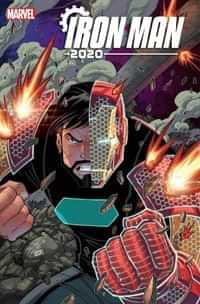 Iron Man 2020 #5 Variant Ron Lim