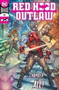 Red Hood Outlaw #47 CVR A Pantalena