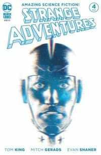Strange Adventures #4 CVR B Shaner