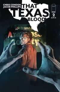 That Texas Blood #2 CVR A Phillips
