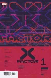 X-factor #1 Variant 10 Copy Muller Design
