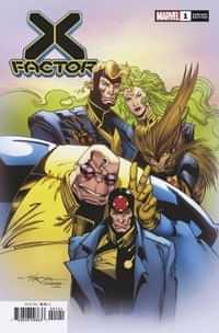 X-factor #1 Variant 100 Copy Stroman Hidden Gem