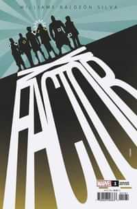 X-factor #1 Variant 25 Copy Baldeon