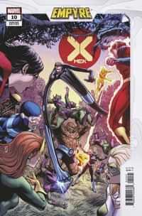 X-men #10 Variant Zircher Confrontation