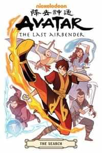 Avatar Last Airbender GN Search Omnibus Edition