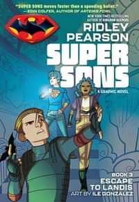 Super Sons GN Escape To Landis