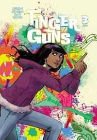 Finger Guns #3 CVR B Hickman