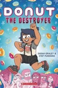 Donut The Destroyer GN V1