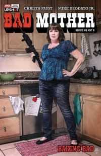 Bad Mother #1 CVR B Bradstreet