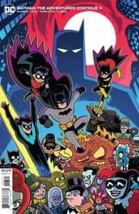 Batman The Adventures Continue #3 CVR B Hipp
