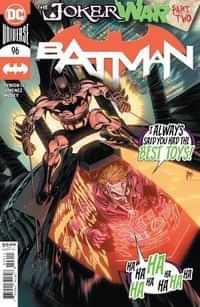 Batman #96 CVR A March