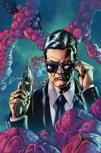 Conspiracy One-Shot Men In Black CVR B Vitorino