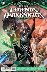 Dark Nights Death Metal One-Shot Legends of the Dark Knights