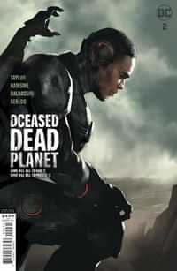 Dceased Dead Planet #2 CVR C Card Stock Oliver Movie