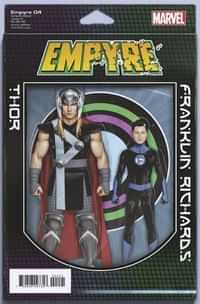 Empyre #4 Variant Christopher 2-pack Action Figure