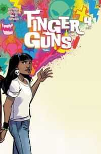 Finger Guns #4 CVR B Hickman