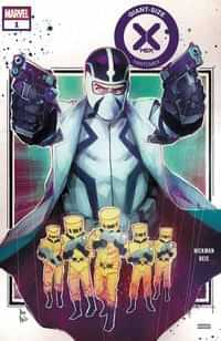 Giant Size X-men One-Shot Fantomex