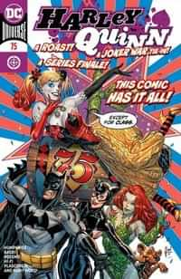 Harley Quinn #75 CVR A Guillem March