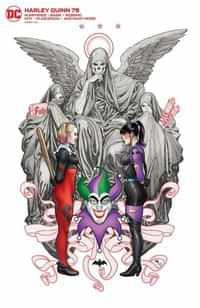 Harley Quinn #75 CVR B Cho