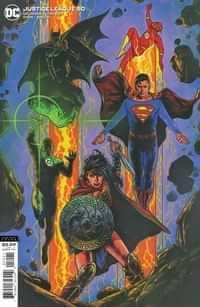 Justice League #50 CVR B Charest