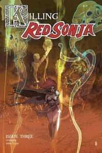 Killing Red Sonja #3 CVR A Ward