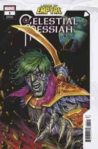 Lords Of Empyre Celestial Messiah #1 Variant Cassara