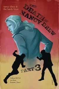 Nancy Drew and Hardy Boys Death Of Nancy Drew #3