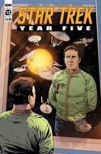 Star Trek Year Five #13