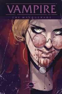 Vampire The Masquerade #1 CVR B Daniel and Gooden