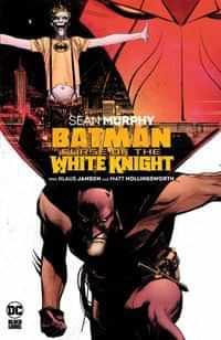 Batman HC Curse Of The White Knight