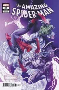 Amazing Spider-Man #46 Variant Bagley