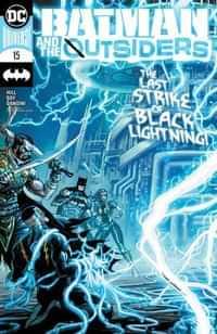 Batman and the Outsiders #15 CVR A Kirkham
