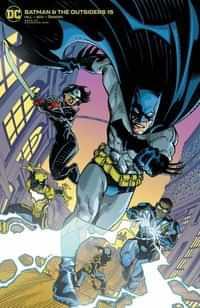 Batman and the Outsiders #15 CVR B Hamner