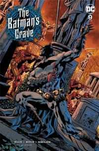 Batmans Grave #9 CVR A Hitch