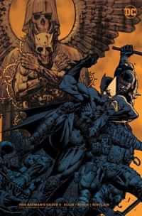 Batmans Grave #9 CVR B Card Stock Platt