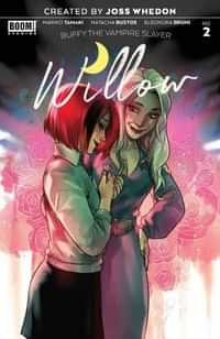 Buffy The Vampire Slayer Willow #2 CVR B Andolfo