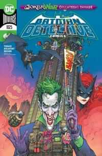 Detective Comics #1025 CVR A Rocafort