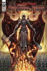 Dungeons and Dragons Infernal Tides #5 CVR A Dunbar