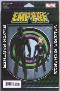 Empyre #5 Variant Christopher 2-pack Action Figure