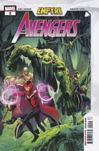 Empyre Avengers #2